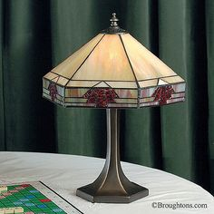 Interiors 1900 Nevada Tiffany Small Table Lamp: The Nevada Small Table Lamp has desert inspired natural shades that will give warmth to any home. Desert Colors, Muted Colors, Tiffany Table Lamps, Hand Painted Pottery, Art Deco Lighting, Tiffany Glass, Stained Glass Designs, Small Art, Light Table