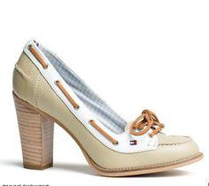 Love comfy heels :)