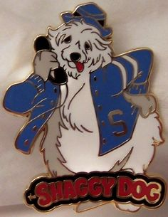 Disney Legacy Collection The Shaggy Dog Limited Edition 250 Pin New On Card - GoodNReadyToGo Disney Live, Walt Disney, Action Films, Leagues Under The Sea, Legacy Collection, Disney Colors, Disney Trading Pins, Old English Sheepdog, Dog Pin
