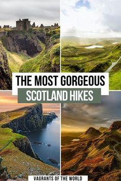 Scotland Hiking, Scotland Vacation, Scotland Nature, Scotland Travel Guide, Scotland Trip, Glasgow Scotland, Europe Travel Tips, Places To Travel, Travel Destinations