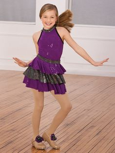Let's Do This - Style 0330 | Revolution Dancewear Jazz/Tap Dance Recital Costume