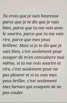 Citation Amour Triste