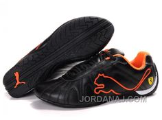 http://www.jordanaj.com/mens-puma-speed-cat-big-in-black-orange-for-sale.html MEN'S PUMA SPEED CAT BIG IN BLACK/ORANGE FOR SALE Only 67.26€ , Free Shipping!