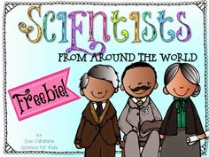 Freebie! Science and Cultural Diversity