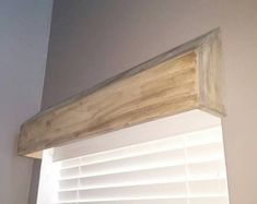 Custom Window Awnings Large | Etsy located in Dayton! Wood Valence, Window Cornice Diy, Wood Valances For Windows, Window Cornices, Window Canopy, Window Awnings, Wood Windows, Custom Windows, Kitchen Soffit