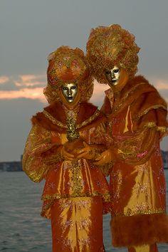 Carnival, Venice, 2009 ~ photo by PHiLeAs_59