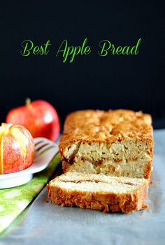 Best Apple Bread by: you-made-that.com