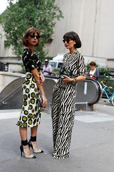 海外のストリートスナップ・ファッションスナップ                                                       …