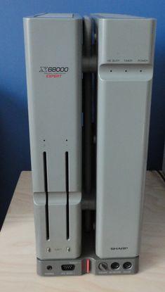 Sharp X68000 Expert (1989)