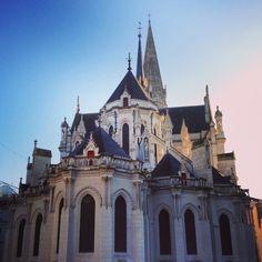 Basilique Saint-Nicolas Nantes