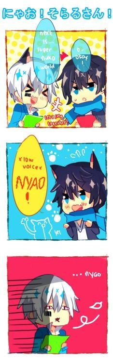 Super Nuko World