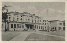 Aschersleben Hauptbahnhof