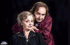 """Regina Madre"" con Milena Vukotic al Teatro Dell'Angelo, Roma - YouReporter.it"