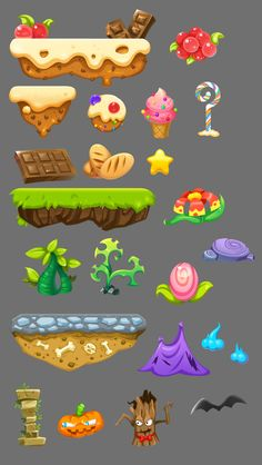 This is so awesome :) Game Design, Prop Design, Web Design, Sprites, 2d Game Art, Video Game Art, Game Character, Character Design, Level Design