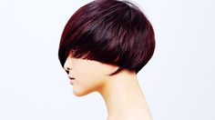 Highlighted triangle colour by Christiano Lanza for MyHairDressers.com. Recreate it here.. http://myhairdressers.com/news/highlighted-triangle.html