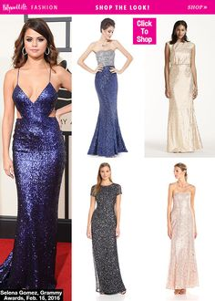 Sequin Gowns — Shop The Show-Stopping Trend, Inspired By Selena Gomez, For Prom