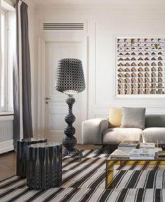 KABUKI #lamp by @kartellofficial: a lamp as a crochet. #Luxury #design #homedecor #penthouse #furniture #villas #livingroom #livingspace #dream #minimal #decor #luxurylife #fornituredesign #madeinitaly #privatehouse #home #interiordesign #archilovers #homestyle #furnituredesign #decoration