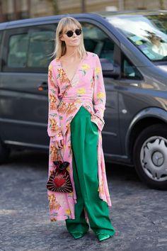 Il kimono sopra i jeans ovvero effetto vestaglia addio! 30 modi alias look esemplari just for you - Gioia.it