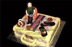 GUCCI BAG GUYS CAKE
