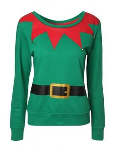 could totally DIY this for an ugly sweater party
