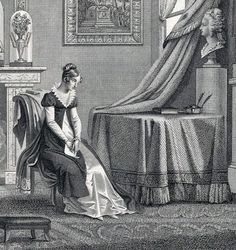 Madame la Duchesse d'Angoulême reflects upon the last wishes of her mother, Marie-Antoinette.