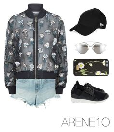 """""""Untitled #109"""" by gr20gk on Polyvore featuring Alexander Wang, Markus Lupfer, Y-3, Christian Dior, Topshop and Dolce&Gabbana"""