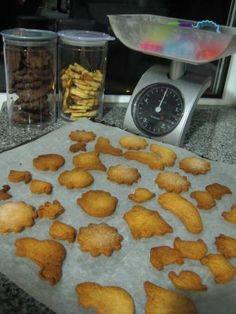 Receita deliciosa de bolachinhas para as crianças fazerem com instruções passo a passo