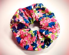 Crafting Cool: Make Your Own DIY Scrunchie!