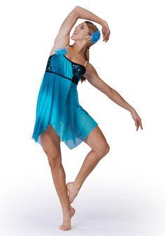 Dance costume Girls Dance Costumes, Dance Costumes Lyrical, Lyrical Dance, Cute Costumes, Ballet Costumes, Cheer Outfits, Dance Outfits, Dance Dresses, Pretty Costume