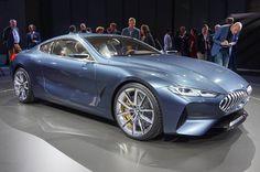concept BMW 8-series
