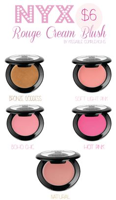 $6 How to apply cream blush—tips!