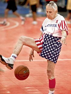 Jan trying out for the Globetrotters!!!😆😆