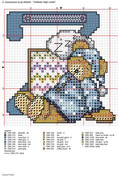 Alfabeto degli orsetti: Z