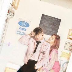 VRENE Role Play Couples, Kpop Couples, Music Awards 2014, Seoul Music Awards, Jimin Seulgi, Irene Kim, Role Player, Bae, Ulzzang Couple
