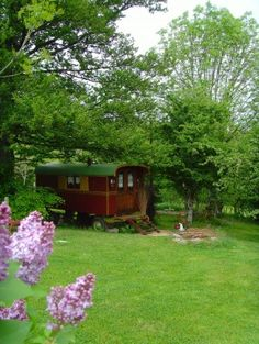 Caboose- I would love this in my back yard as a guest room. Have wanted this since my teens.