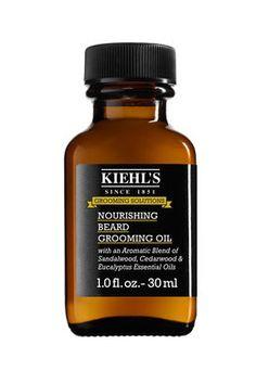 Nourishing Beard Grooming Oil luxury variant by Kiehl's Since 1851