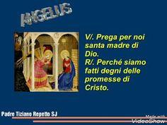 ANGELUS ITALIANO