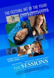 """The Sessions        The Sessions      Seanse  Ocena:  7.20  Žanr:  Biography Comedy Drama Romance  """"THE FESTIVAL HIT OF THE YEAR!""""Berkeley 1988. Thirty-eight year old Mark O'Brien has required the use of an iron lung since age six due to a bout of polio. Beyond the multitude of physical issues he has including having a form of paralysis from the neck down (he not having use of the muscles but having the feelings of them) and thus being bedridden he has total capacity of his mental facilities…"""