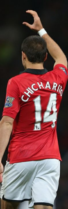 Javier Hernandez: What United means to me - Official Manchester United Website