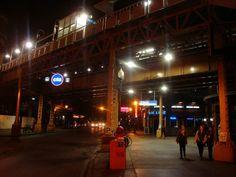 """Chicago Spam 1 #chicago #wickerpark #neon #cta #ltrain #damen #sixcorners #merica #lewindydick #batmansdick #howboutdembears #usa #illinois #lakemichigan"""
