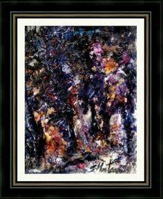 SIMION MUNTEAN                     ORIGINAL OIL PAINTING ON CANVAS  #Impressionist
