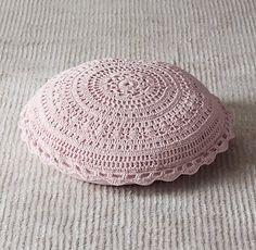 Crocheted Floor Pillow | Floor Pillows | Restoration Hardware Baby & Child