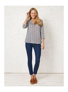 Jean femme en coton bio - Braintree - Jeans, pantalons & shorts Femme
