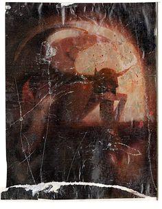 Sympathy for the Devil by Bill Sienkiewicz *