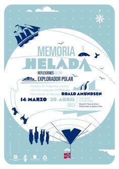 Giselle Monzon, Memoria Helada, 2012
