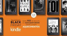 [Amazon] Cupom de R$ 5,00 na compra de qualquer e-book