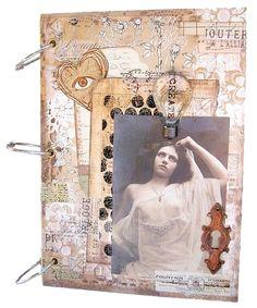 Notebooks, Journals, Eye Products, Handmade Notebook, 3rd Eye, Journal Covers, New Love, Art Journaling, Altered Art