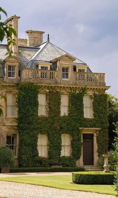 Elton Hall, Cambridgeshire, England