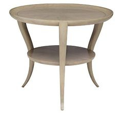 Whitney End Table from the 1945 Collection collection by Henredon Furniture