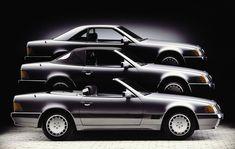1989 Mercedes-Benz SL-klasse (R129)
